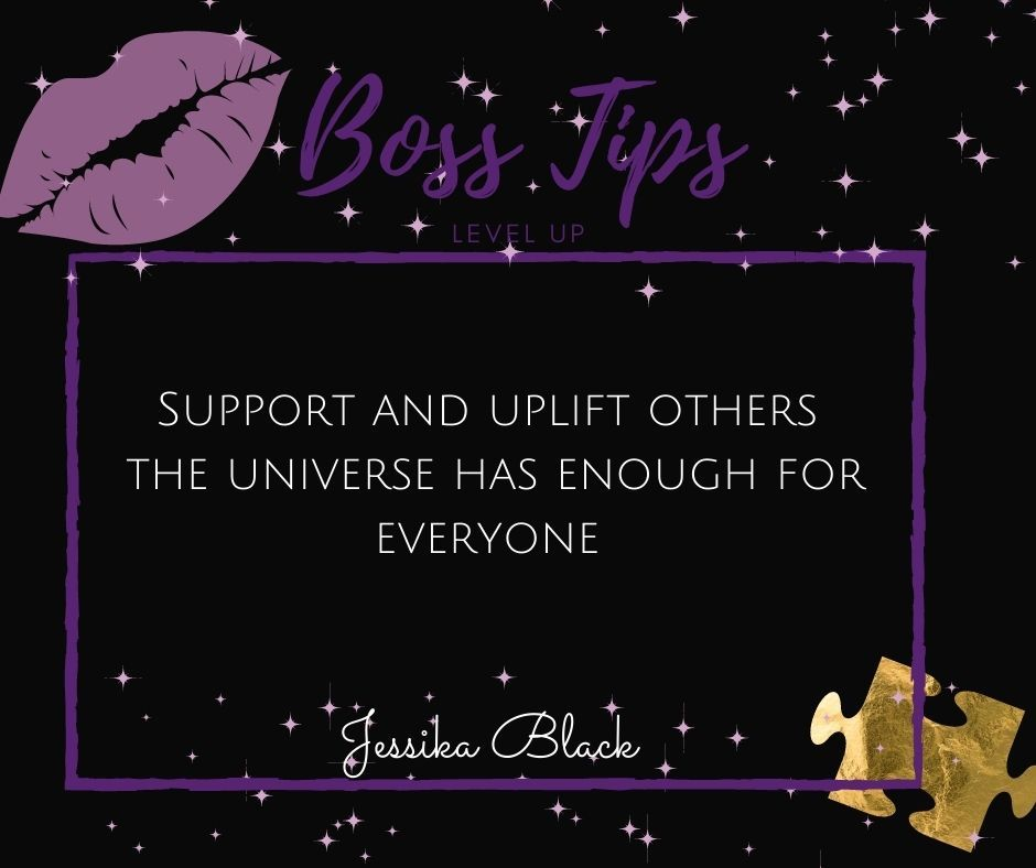There is enough for everyone! Support each other and lift each other up. Each one reaches one to teach one!   #levelup #selfreflection #motivationalspeaker #divinepath #divineplan #spiritualhealing #transformation #inspirational #knowledgeofself #JessikaBlack #2020visionz https://t.co/yJYxCDU6bD