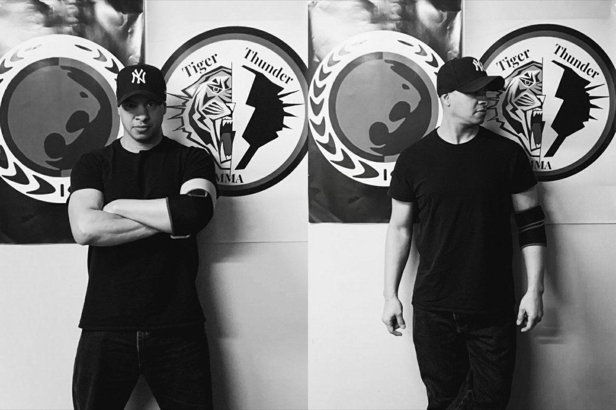 Tiger Thunder MMA representing Team Renzo Gracie NYC-OH #AnthonyTheTigerCruz #TeamRenzoGracie @RenzoGracieBJJ @Twitter https://t.co/kcYKE6ROqH