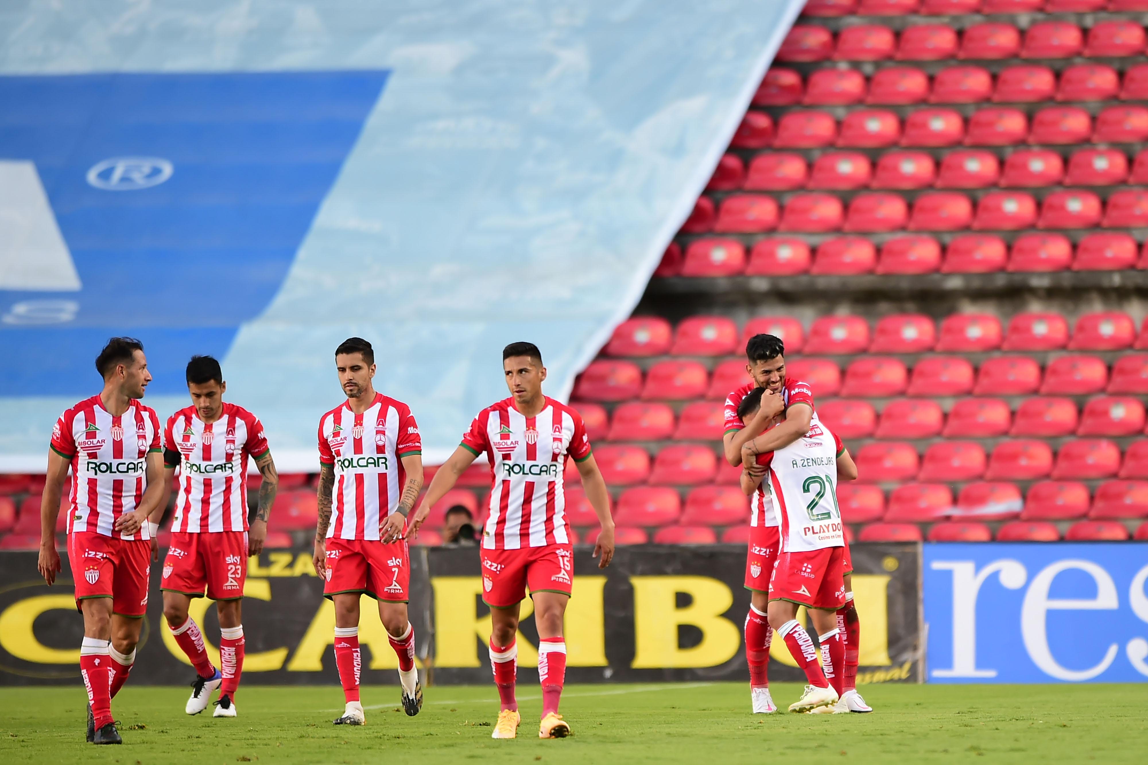 Necaxa sorprende a Querétaro como visitante y se lleva los tres puntos