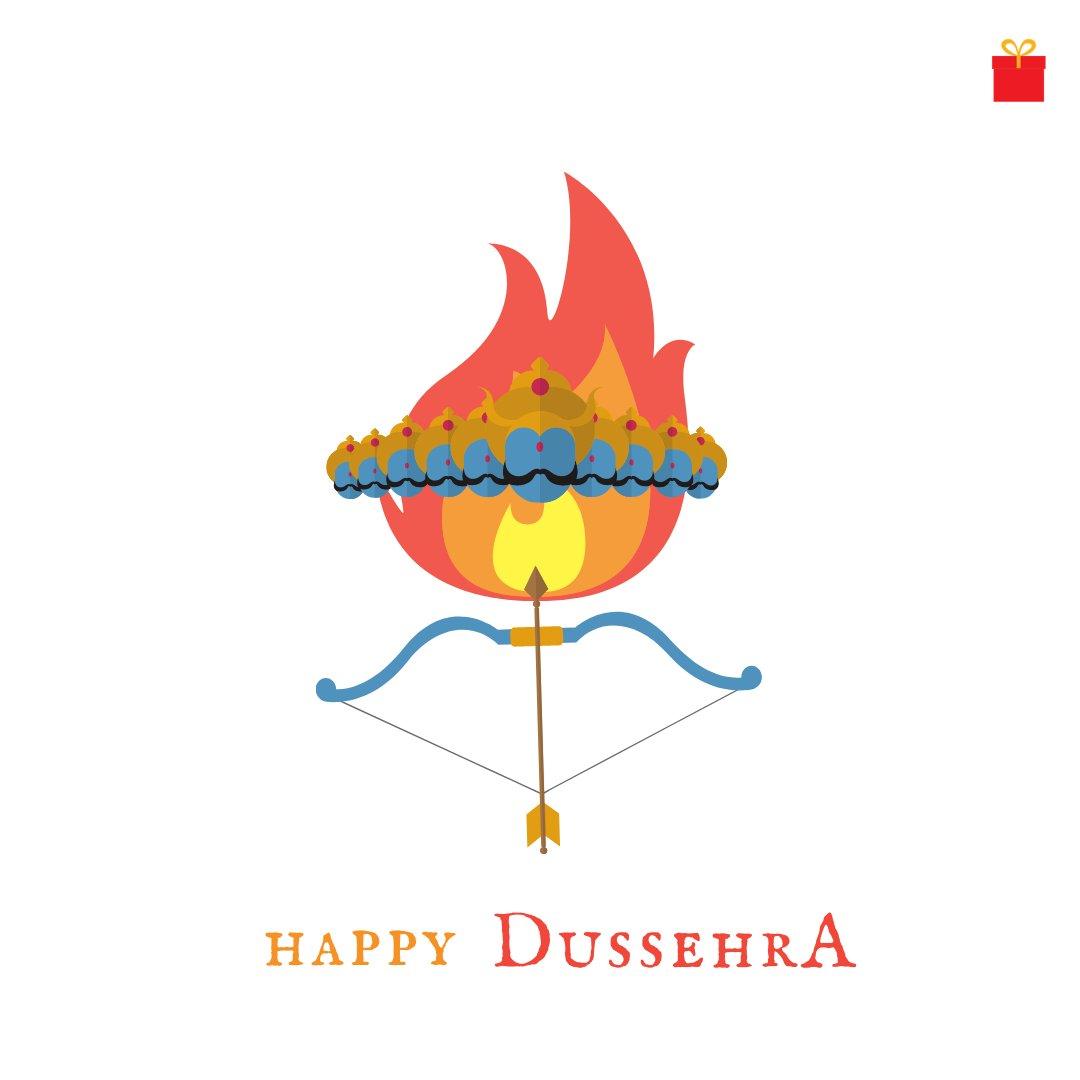 #happydussehra   May the Good always win over the evil. A very happy dussehra to all from GiftWaley team.  #dussehra #vijayadashami #vijaydashmi #sriram #rama #ravan #spreadsmiles #onlinegifts #onlinetoys #GiftWaley #YourSmilePartner https://t.co/Q23f8CPA2u