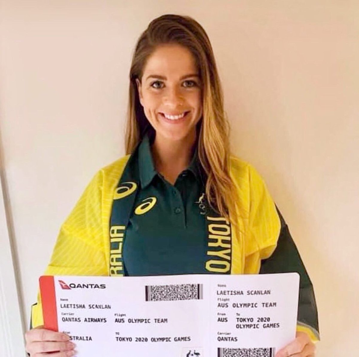 Congrats to former @Haileybury Laetisha Scanlan (OH2007) who has qualified for her 2nd Olympic Games after finishing 5th in 2016.  She will represent Australia in shooting at Tokyo 2020 (2021)   #apssport #APS #schoolsport #unitedcoloursoftheaps #leaders #apsrepsport #apsolympian https://t.co/N5bsLNeySh