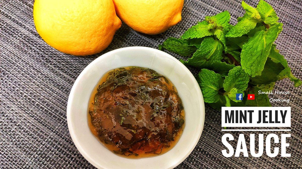 簡易篇|自制薄荷醬 - Homemade Mint Jelly Sauce  教學 - How to do it on:  https://t.co/zzPLJoRrBq  #Recipe #食譜 #美味 #美食 #YUMMY #deliciousfood #tasty #food #homemadefood #homecooking #cookingathome #foodie #foodpics #hkfoodie #foodblog #foodblogger https://t.co/v0gWlFwSdv