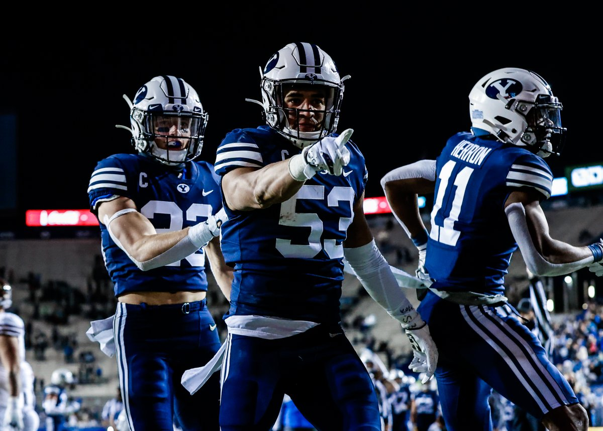 @BYUphoto's photo on #BYUFootball