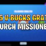 Image for the Tweet beginning: Heute 115 #vbucks gratis in