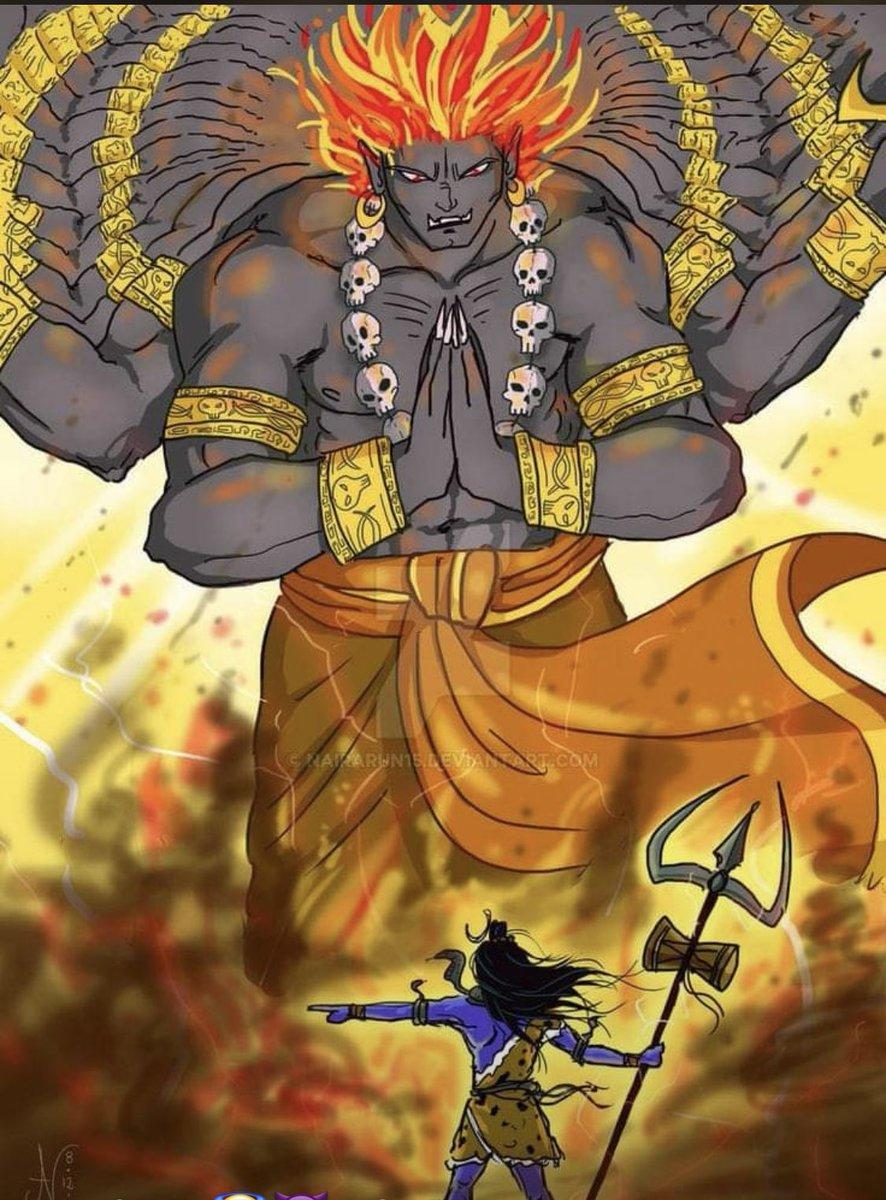 सुर असूर डोनो का देव #Mahadev 🚩#harharmahadev https://t.co/NmIE8d4KTn