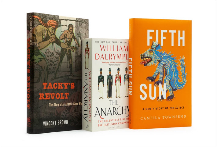 Canada's $75,000 Cundill History Prize Names Its Three 2020 Finalists | @Porter_Anderson bit.ly/3kjnRJ9 @cundillprize @peterfrankopan @anneapplebaum @bbclysedoucet | Frankopan: Each book has 'a striking resonance for the world around us in 2020.