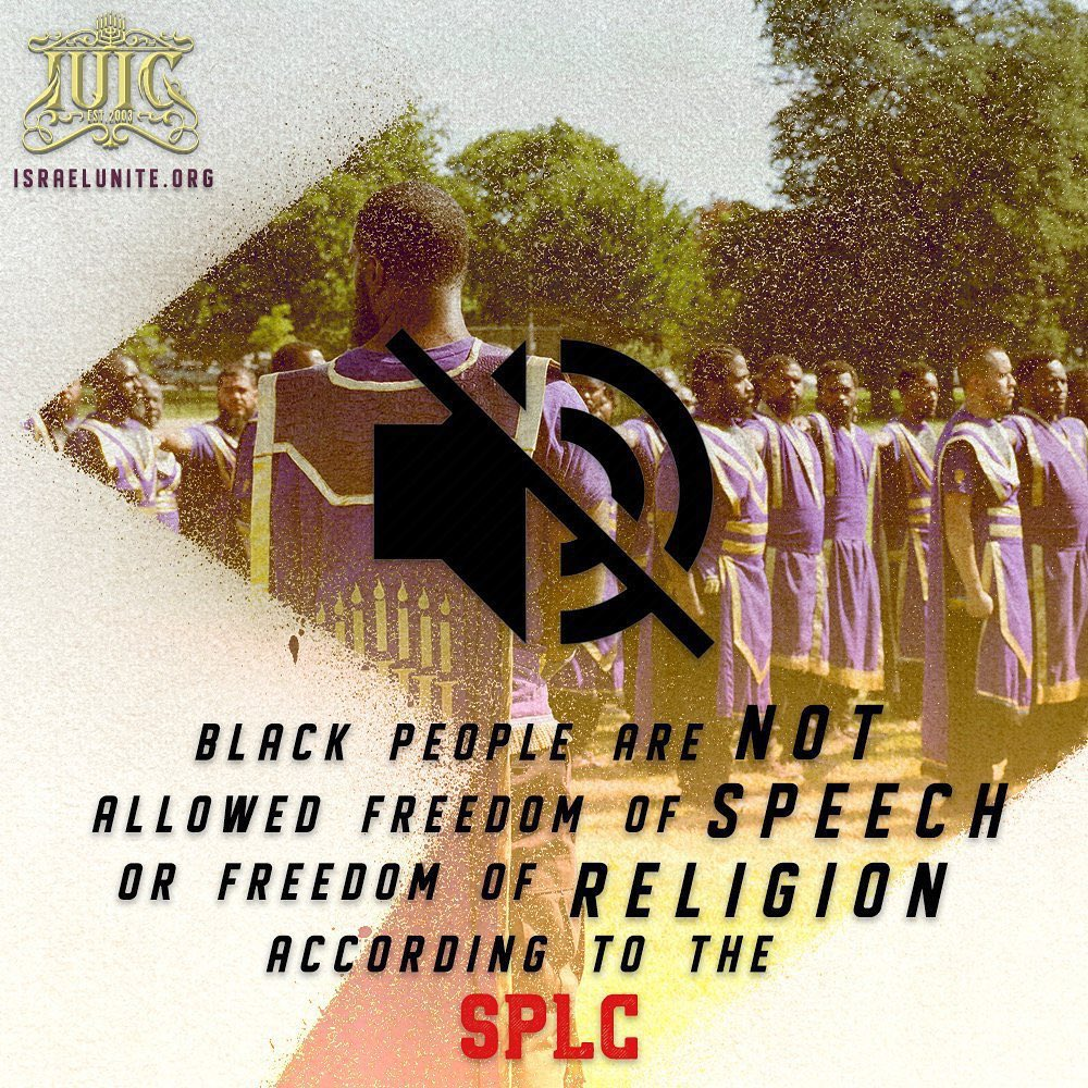 #WordsOfWisdom from the #Bishop!No rights for the #Israelites ! Learn more at https://t.co/CziNUITXgL  #IUIC #MondayMorning #MondayMotivation #Instaquotes #BlackPower #BlackHistoryMonth https://t.co/kkTgFKzQtf