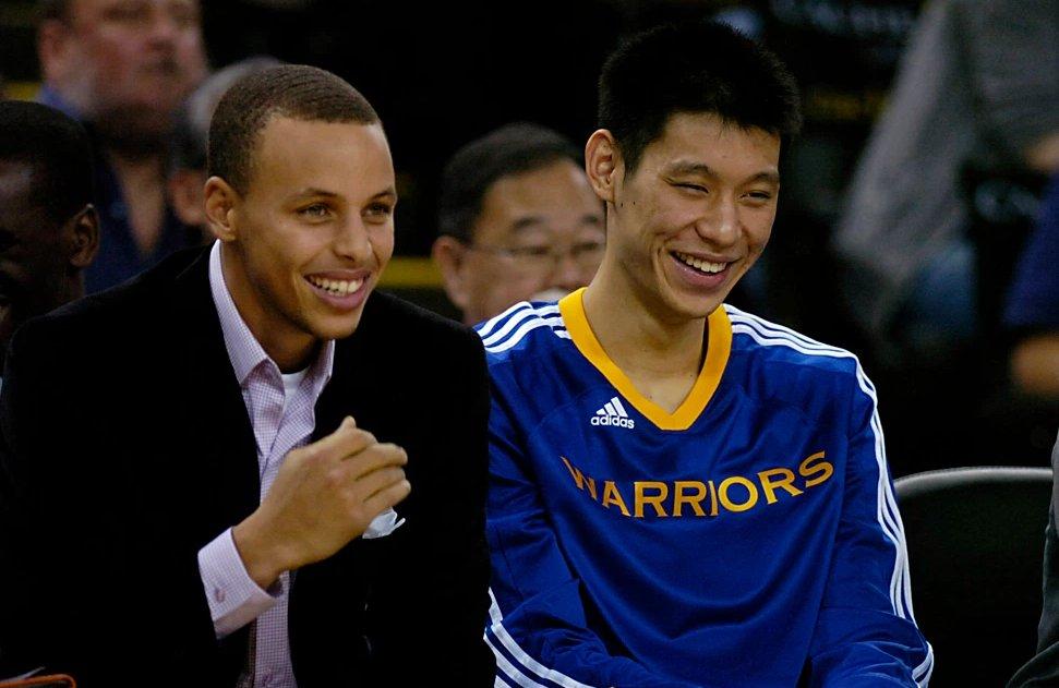 獲萌神認可!Curry親自邀請林書豪加盟勇士,時隔十年重回夢開始的地方?