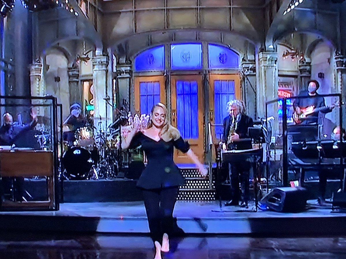 Witnessing Adele on SNL...it's boring so far #BeKind #BeKind21 #Smile #KatySmile #KatyPerrySMILE #WorldSmileDay #LittleMixTheSearch #EndSARS #StillGoing #Borat #UFC254 #Crew96 #GBBO #AstralisFamily #LovesickGirls #EmilyInParis #LGBTHM20 #YouthLead #TwitterForGood #Springsteen https://t.co/mB2ntlWVKt