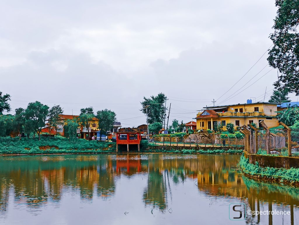 Your choice and values reflect you. 🙏 Happy dashain to our 600+ family.💓  ............ ......... ...... .... .. #reflection #colorfulhouses #natural #GoGreen #spectrolence_photography https://t.co/Rvy6a5mLit