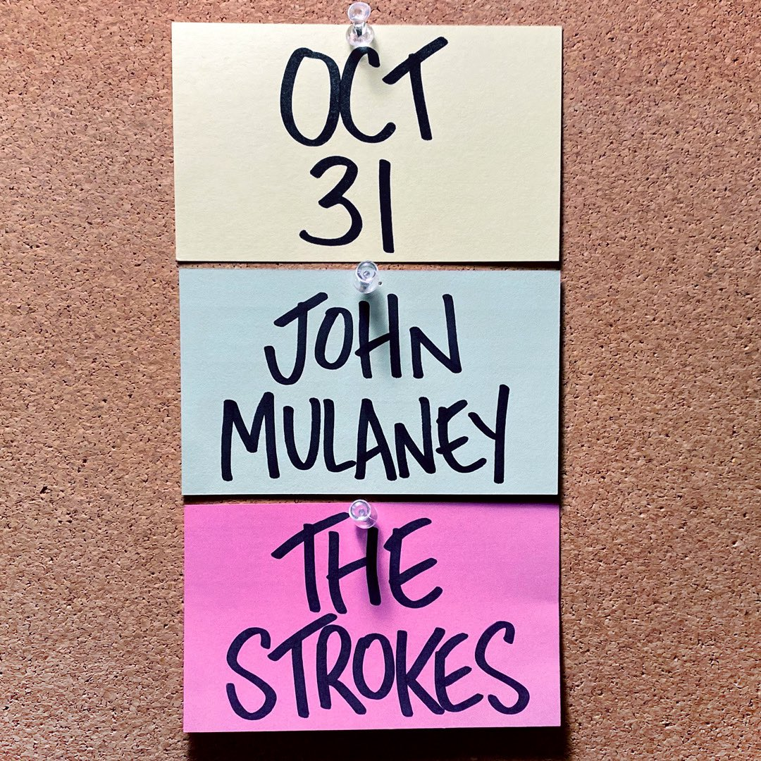@mulaney's photo on The Strokes