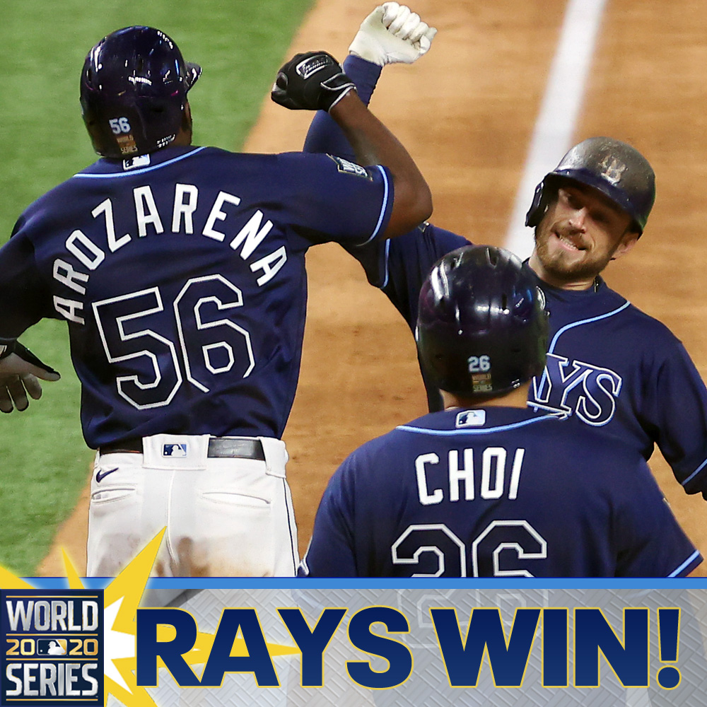 @FOX13News's photo on #RaysUp