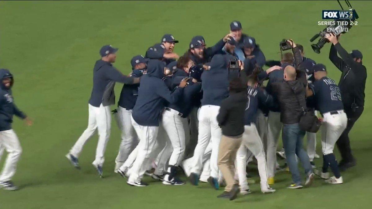@MLBONFOX's photo on World Series