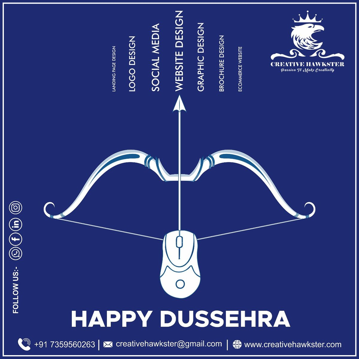 Let us create a new life by conquering our five eternal evils - Kaam, Lobh, Krodh, Moh, Ahankar. Happy Dussehra! May your path be lit by light, strength and fortune.   #ourvadodara #ahmedabad #Dussehra #Bollywood #hotel #restaurant #realestate https://t.co/QBd5ab9X1c