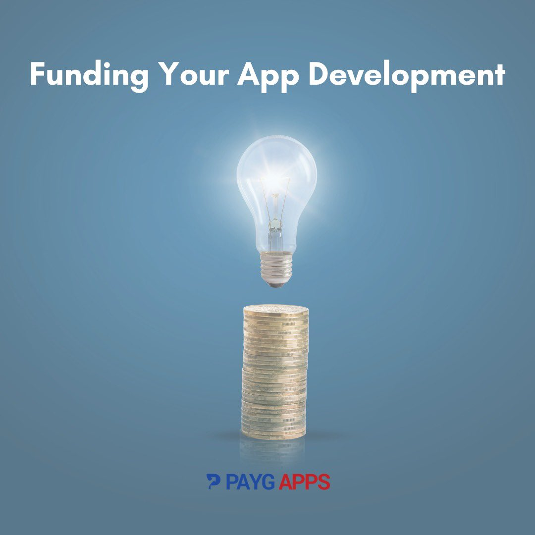 Funding your App Dvelopment. #startup #startupbusiness #entrepreneur #entrepreneurlife #appdesign #focus #success #investment #paygappsinc #yourtechidea #entrepreneurs #ideas #idea #app #development #appdevelopment https://t.co/6XL0m1C3gK