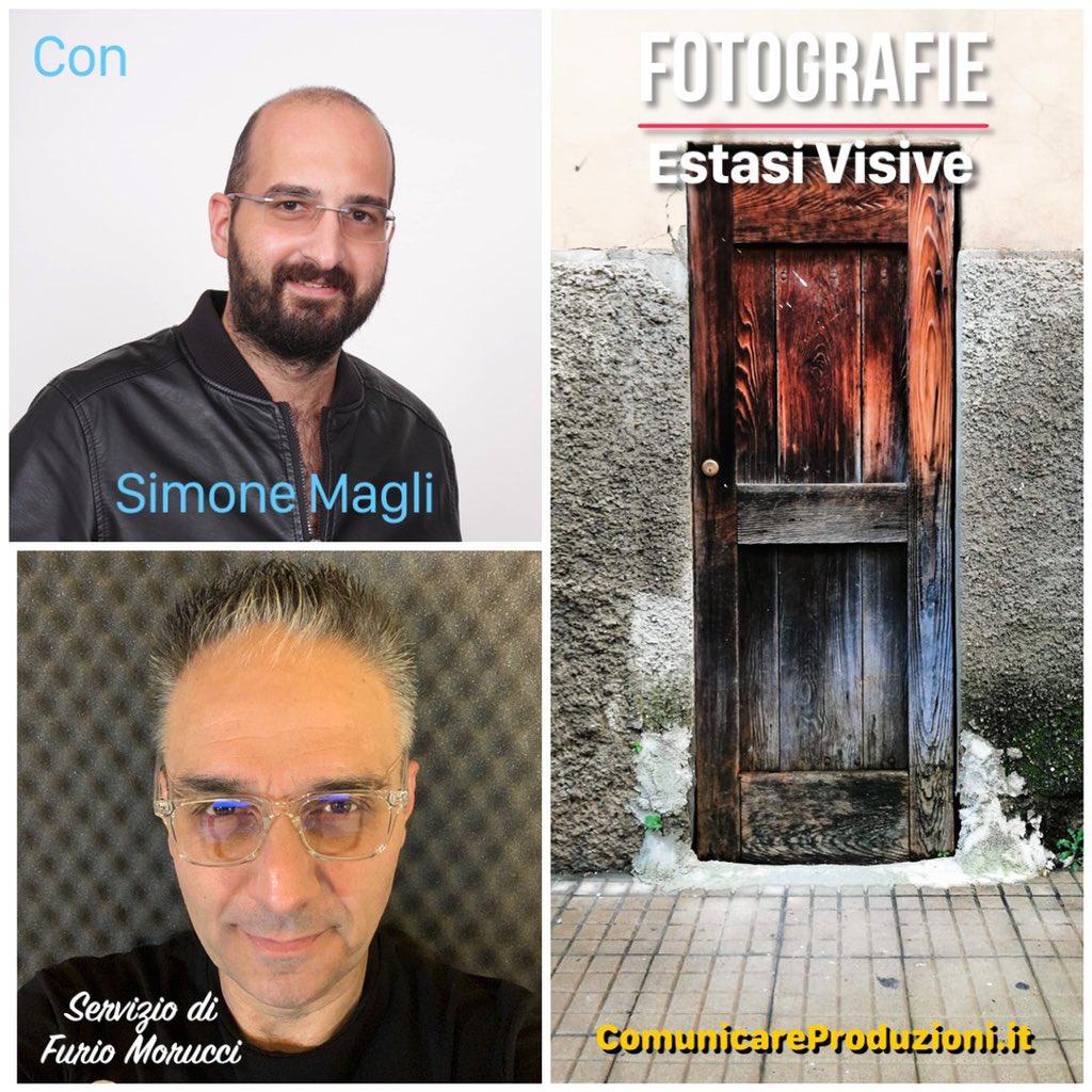 #Oggi #25Ottobre2020 parliamo #online di #fotografia con Simone Magli..le sue #foto sono..Estasi Visive! #Seguiteci! #fotografare #immagini #web #video #webtv #tv #social #socialtv #interviste #link 👉 https://t.co/WfP6dgjZkk https://t.co/mIgIy2v63K