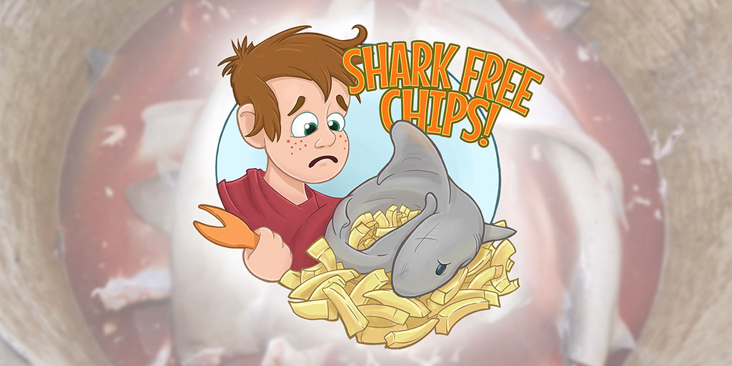 If you'd like to know more about shark fisheries and stocks in #SouthAfrica, and how you can prevent our endangered species like the soupfin shark from ending up in Australian takeaways, check out the local @SharkFreeChips campaign: https://t.co/ouj4HHTYnG https://t.co/1wJEOFAOsV