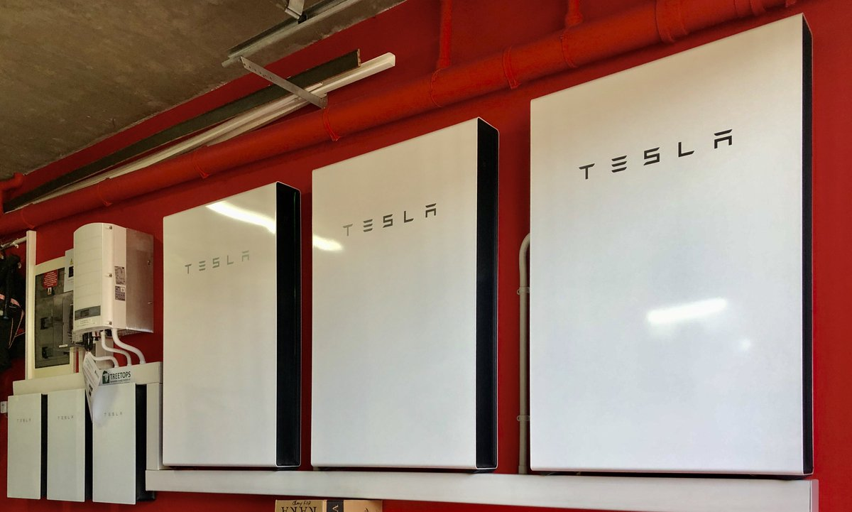 @Siki_Bah @Tesla @elonmusk #Powerwall is already available in #SouthAfrica. I had mine installed beginning of the year:  https://t.co/KTl7DyQIKV https://t.co/lXKRZotEyi