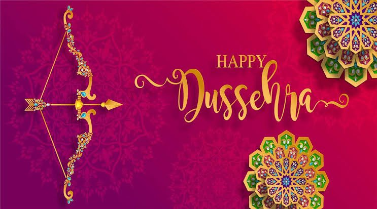 Happy Dussehra to all of you. In the fight of good against evil may the forces of good always triumph. https://t.co/Utqwf2aaNA