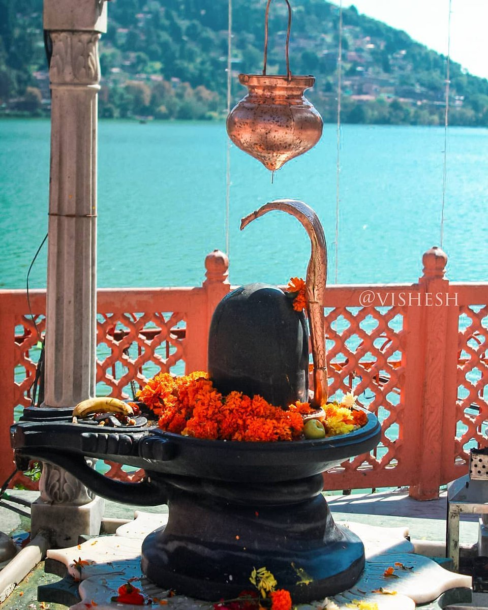 ॐ नमः शिवाय 🙏   #Nainital #Uttarakhand #Mahadev #Uttarakhandheaven #pahadism https://t.co/YWaifBHVpO