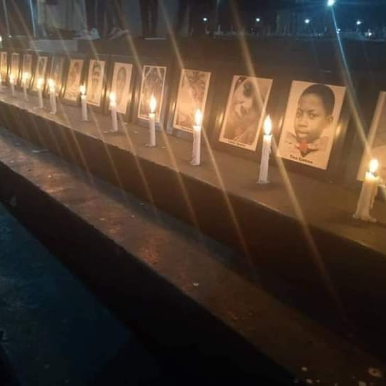 Our fallen hero's, your memories live forever in our heart.... #LekkiMassaccre #endinjustice #EndBadGovernanceinNIGERIA #EndPoliceBrutalityinNigeraNOW https://t.co/mDC8T4flyk