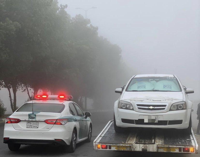 #المرور يطيح بقائدي مركبات ارتكبوا مخالفات سرعة وتفحيط وقطع إشارة https://t.co/QKxPQKIuge https://t.co/PZVZoLwkyi