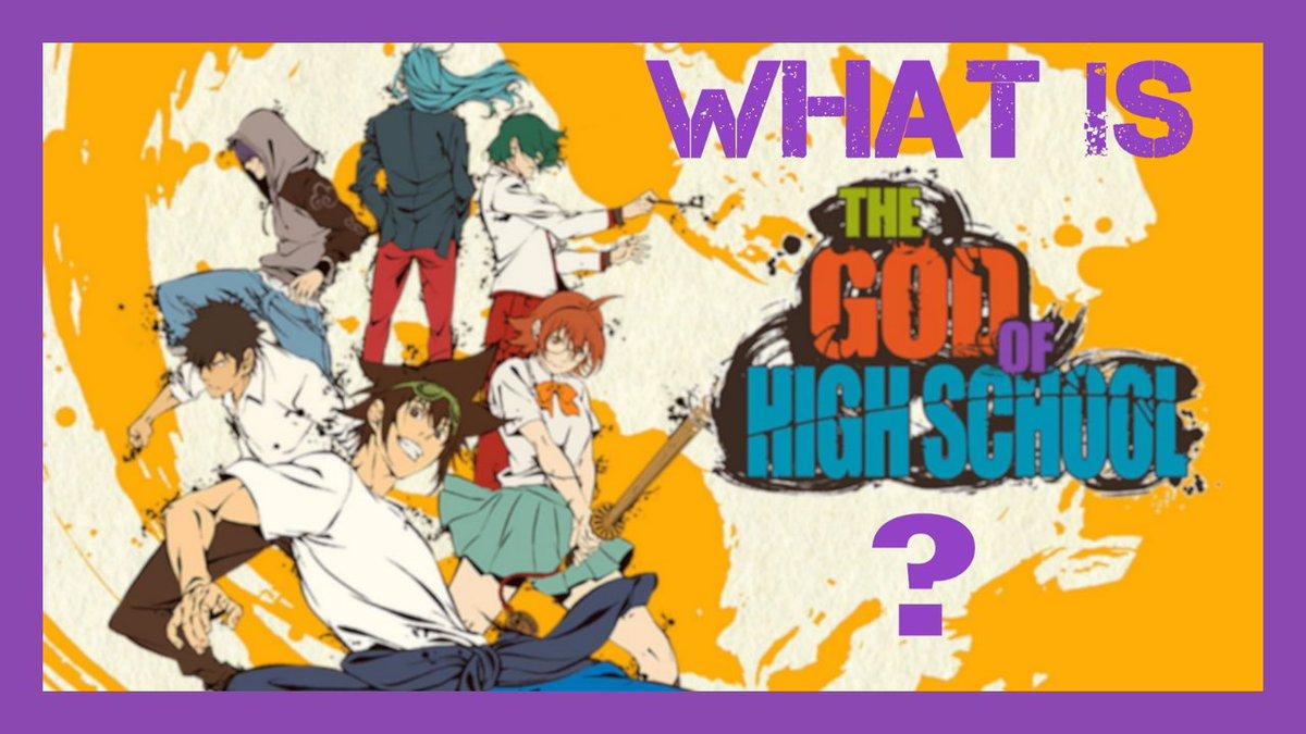 What is the god of highschool about? | Review - Good or Bad? | Story Plot Synopsis Explained: https://t.co/YtAKZeqMaf  - - #TheGodOfHighSchool #GoH #GodOfHighSchool #GoHS #MoriJin #JinMori #Mori #DaewiHan #HanDaewi #Daewi #MoriDan #MoriHui #DragonBall #DragonBallZ #DBZ #DBS #Goku https://t.co/ROaiz3UdnF