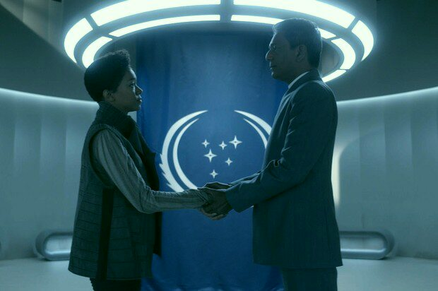 Connor's log Stardate: 1025.6 A few days ago I finally saw S03 of Discovery and I love it already, can't wait to see more. 😊 @SonequaMG @StarTrek @startrekcbs @StarTrekNetflix #StarTrekDiscovery #StarTrekUniverse https://t.co/B3JxlU8Fxf