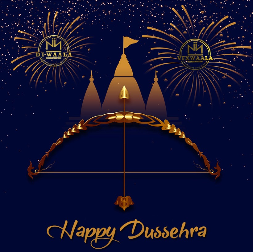 On this auspicious occasion of dusshera, may lord bless you and your family with honor, dignity and success. #HappyDusshera!