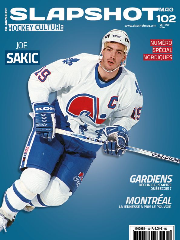 Le numéro 102 de Slapshot avec un dossier spécial Québec Nordiques est disponible: https://t.co/EEjxKkiZbI #nordiques #lahockeyculture #slapshotmag https://t.co/FVjVJUWK6E