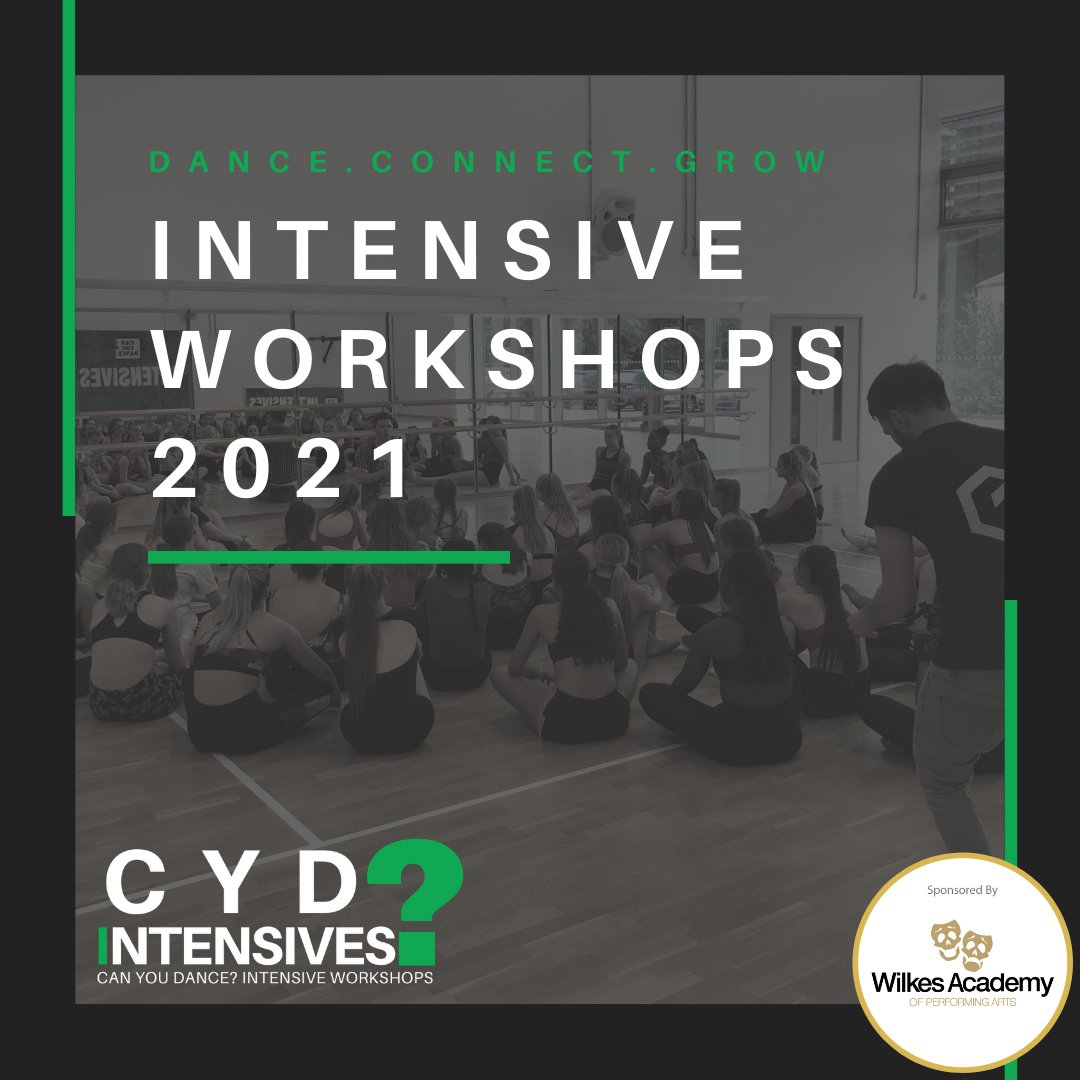 The CYD? Intensive Workshops are designed to help you CONNECT and GROW through the power of... DANCE! 💃 - - - #cydintensives #cyd #dance #dancer #dancelife #dancedance #dancing #connect https://t.co/csMmsb8VZj