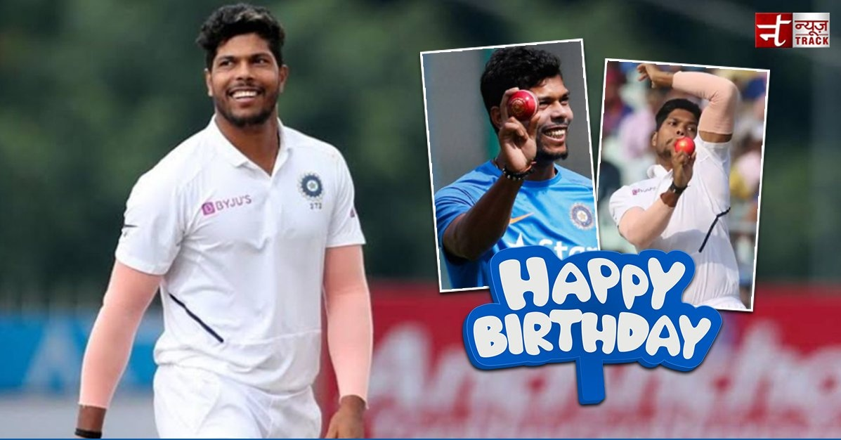 Wishing you a very happy birthday @y_umesh! May God bless you with good health and happiness. Have a great day🎂🎈🎉💐💐💐  #Highest #wicket taker in #Worldcup 2015 for India 🏏🇮🇳, #Highest innings #strikerate 310 in #test history💪🎉🔥  #happybirthdayumeshyadav #UmeshYadav https://t.co/s4lVHm1pWU