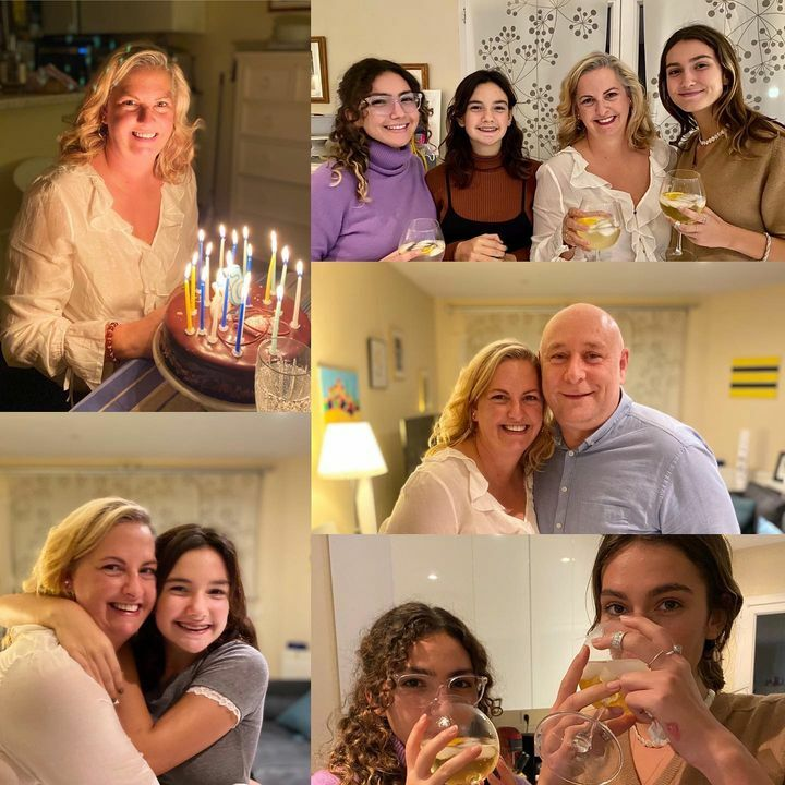 So nice to have everyone together to celebrate my birthday, even if a week late. Enjoying Fall break together this week! #birthday #anniversaire #35again #pessac #bordeaux #expatlife #toussaint #enfamille https://t.co/zSjJ0jTSSD https://t.co/GYYszABBcR