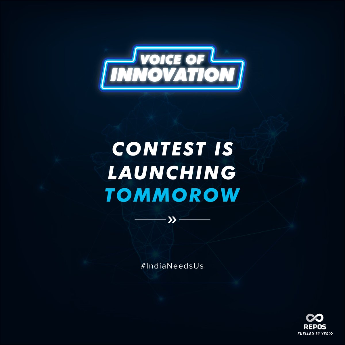 Click the link to know more - https://t.co/OBmvZbpn7f  • #reposenergy #voiceofinnovation #contestcomingsoon #contest #contestalert #contestalertindia #contestinindia #contestindia https://t.co/6OwV2c1MDV