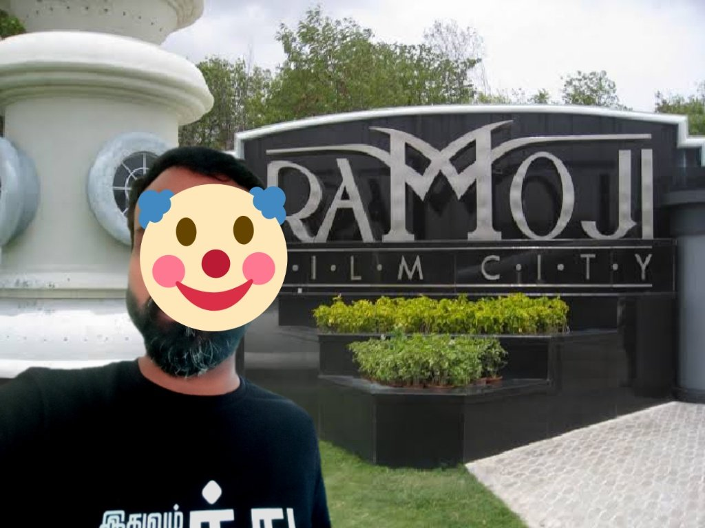 Finally Reached #Ramoji_Film_City  #RFC #Thala தரிசனம் பாத்துட்டு Update பன்றேன் Friends ...  #Valimai || #ThalaAjith   Note :  இத CP பன்றவன் ரத்தம் கக்கி சாவான்   @Aray_O_T  @CaptainJeyOff  @Tro_Lee_  @ajithAKthala  @its_Nishma2 https://t.co/RBUF1BF2Kx