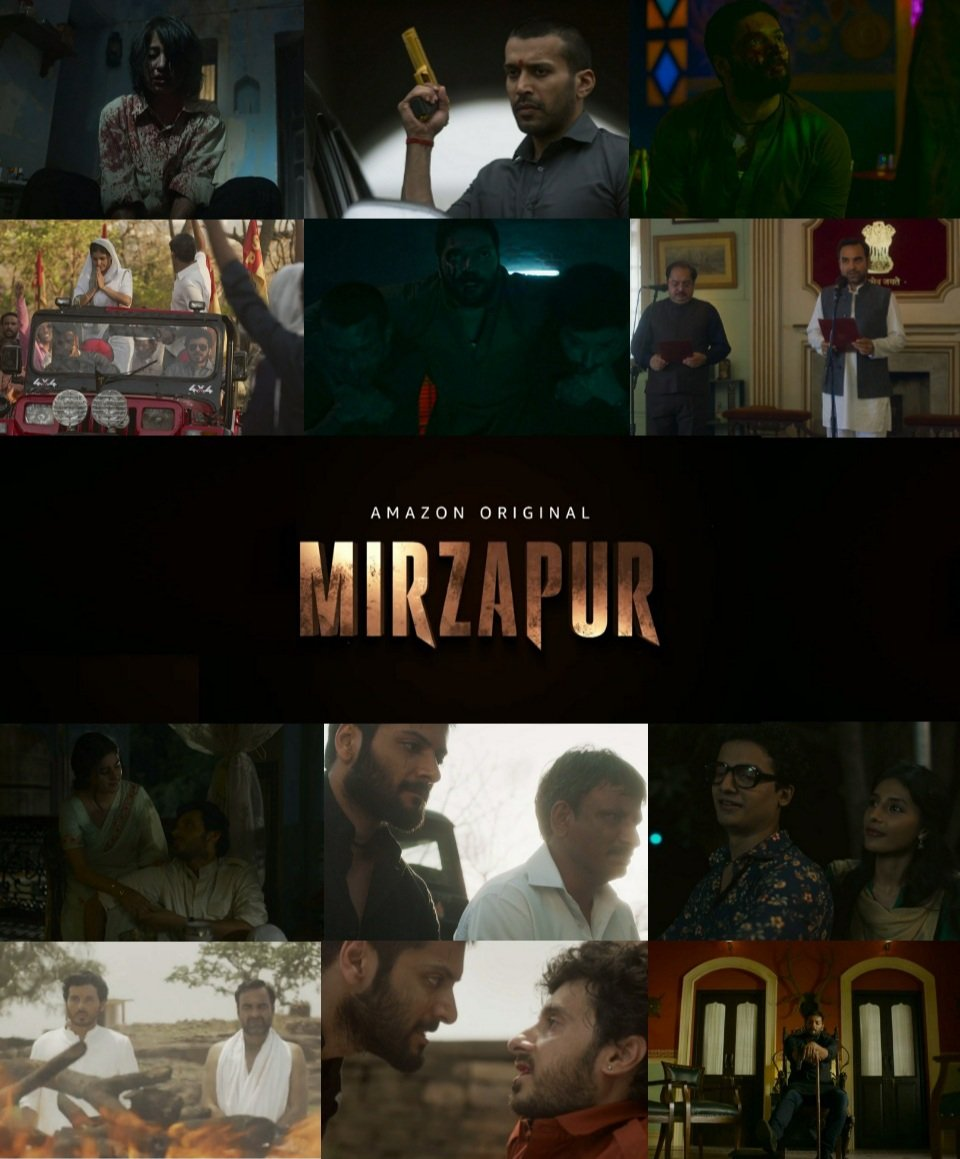 10 Times Better Than Season 1... Damn Performances 🔥🔥 #MirzapurOnPrime  #MirzapurSeason2  #PoliticalMirzapur 💓  @YehHaiMirzapur @TripathiiPankaj @divyenndu @battatawada @an_3jum @alifazal9 @gurmmeet @MihirBDesai