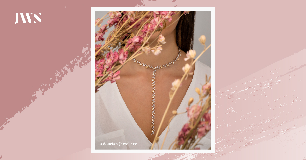 تصاميم رائعة من مجوهرات أدوريان ستضفي الحيوية على حياتكم  Live life in full bloom with this phenomenal creation from @adourianjewelry.  #jewellery #jewelry #JWSAbuDhabi #jwspicks #UAE #AbuDhabi #Dubai #AlAin #Sharjah #RasAlKhaimah #Ajman #Fujairah #UmmAlQwain https://t.co/T4Ern1BgSO