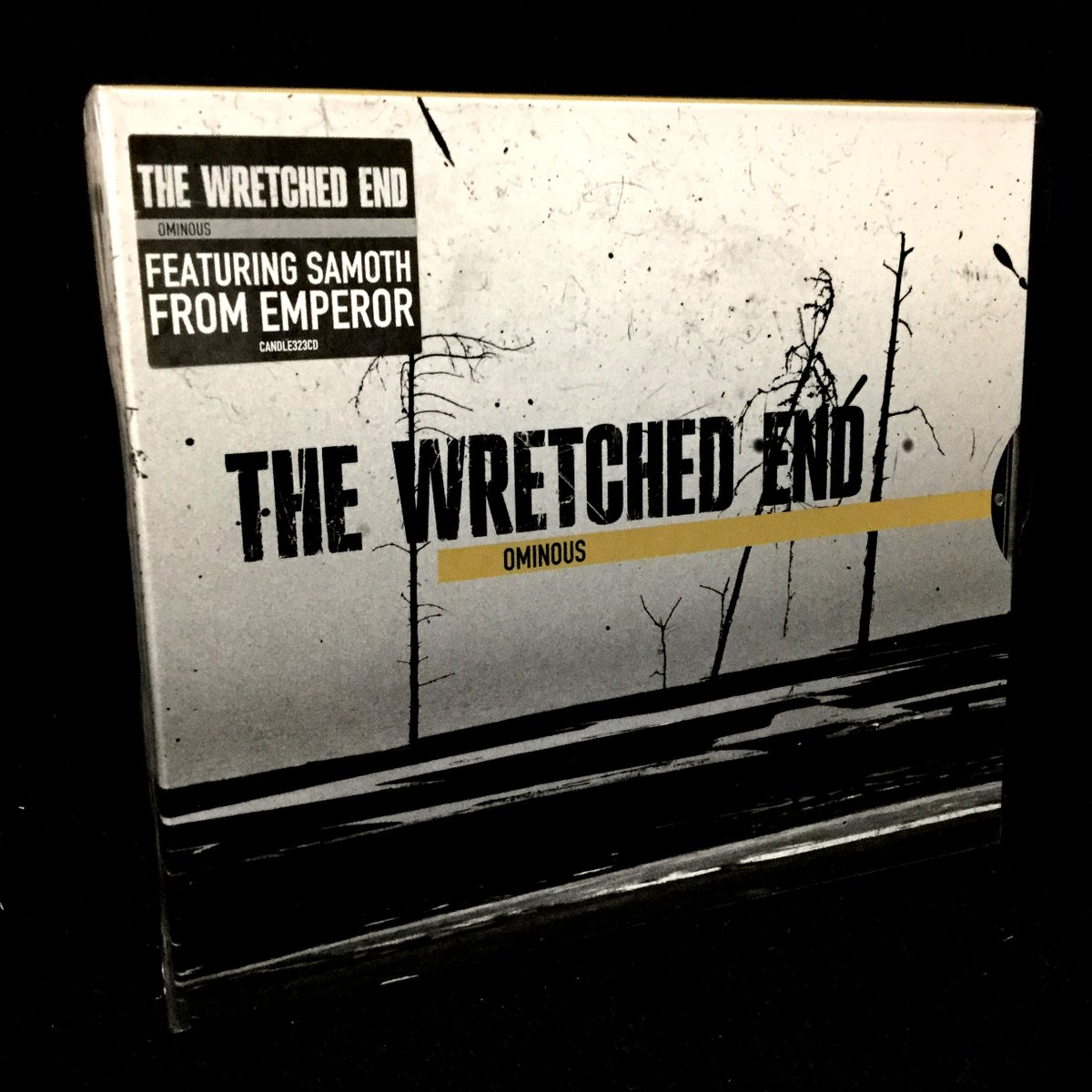 10th ANNIVERSARY!!!!!!!!!!!!!!!!!!!!!!!!!!!!!!! THE WRETCHED END / Ominous [October 25th, 2010 MA,discogs] https://t.co/FFZeZEbUSz