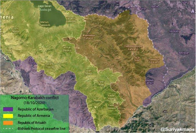 2020 Nagorno-Karabakh war #2 - Page 4 ElKRgXnX0AASIpS?format=jpg&name=small