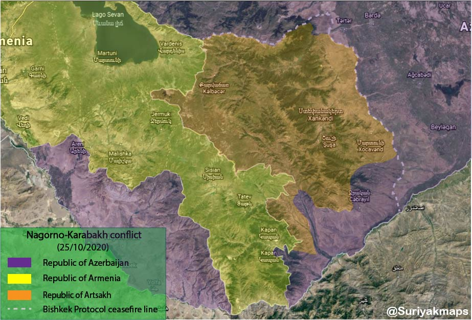 2020 Nagorno-Karabakh war #2 - Page 4 ElKSIWtX0AALhqJ?format=jpg&name=medium