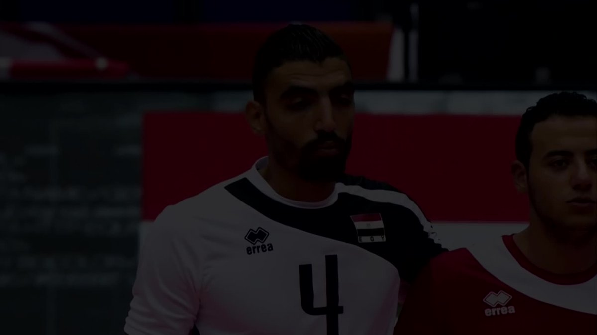 The Pride Of Egypt: Ahmed Abdelhay!  Five years ago, the left handed opposite was the top scorer at the 2015 #FIVBWorldCup. Ahmed ended the tournament with 230 points (or 21 per match).  More About Our #POTW: https://t.co/Xh48IHayjf https://t.co/uyFWaHHnDd