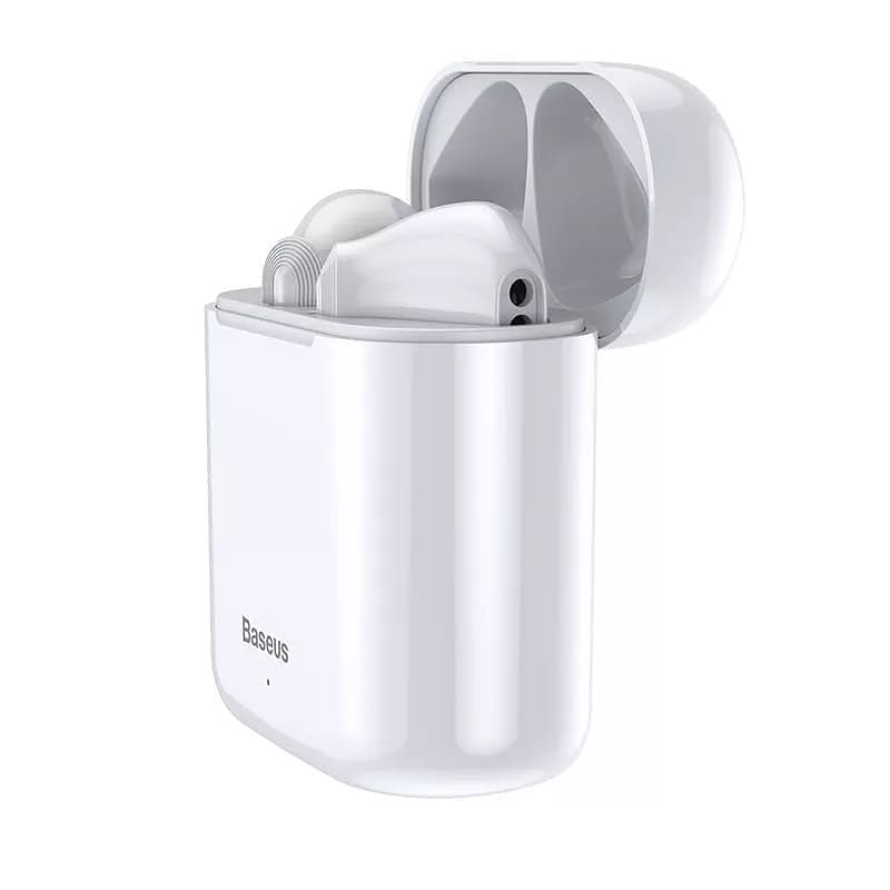 Quality Baseus #Airpods. Available in Black and White. Good quality, sound & Amazing features, Baseus W09 TWS Wireless Airpods, With Stereo bass sound Smart Connect. #salone #salonestudents #housematesalone2020 #bigsister2020 #freetown #proudlysalone #sierraleone #gadgetshop https://t.co/vL9PDCXxoU