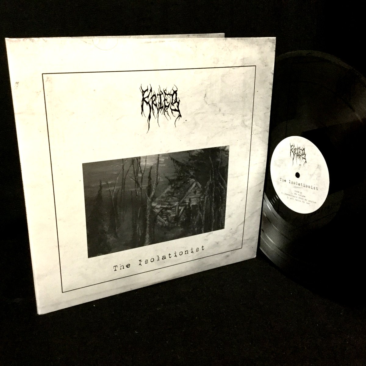 10th ANNIVERSARY!!!!!!!!!!!!!!!!!!!!!!!!!!!!!!! KRIEG / The Isolationist (LP) [October 25th, 2010(US)discogs / October 26th, 2010 MA] https://t.co/juIlNUWpgj