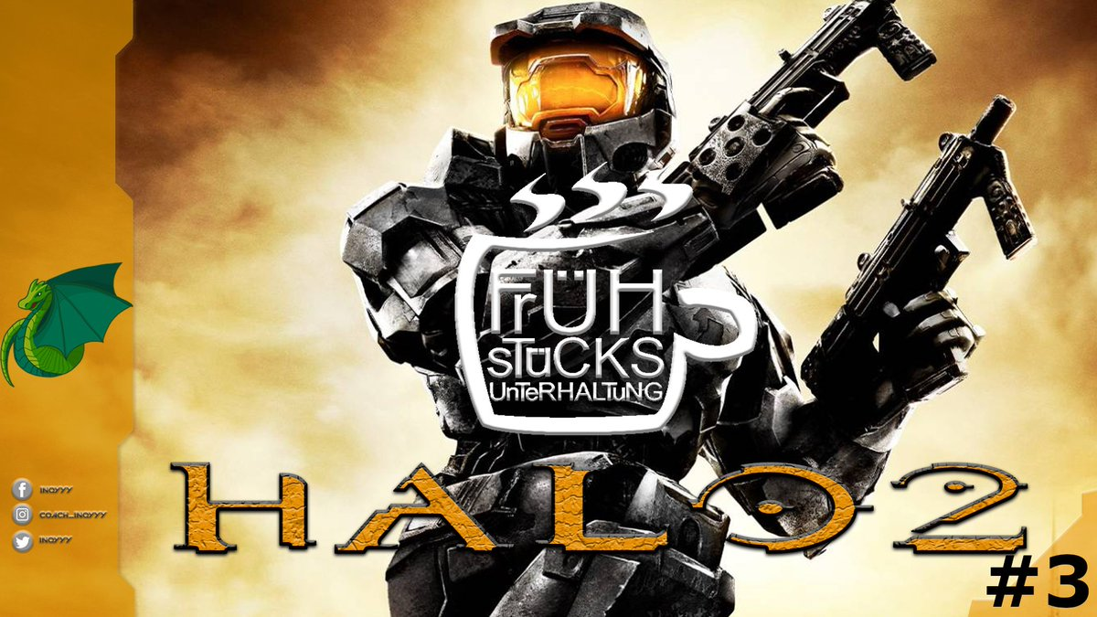 Es ist Sonntag und Sonntag ist Frühstücksunterhaltungstag! Also schaltet ein auf  https://t.co/72fwNK71qv  #Halo #halo2 #youtubechannel #YouTuber #youtube #streamer #streaming #letsplay https://t.co/BwAsTCcFtO