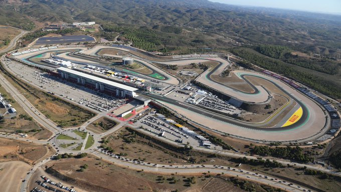 Sirkuit GP Portugal