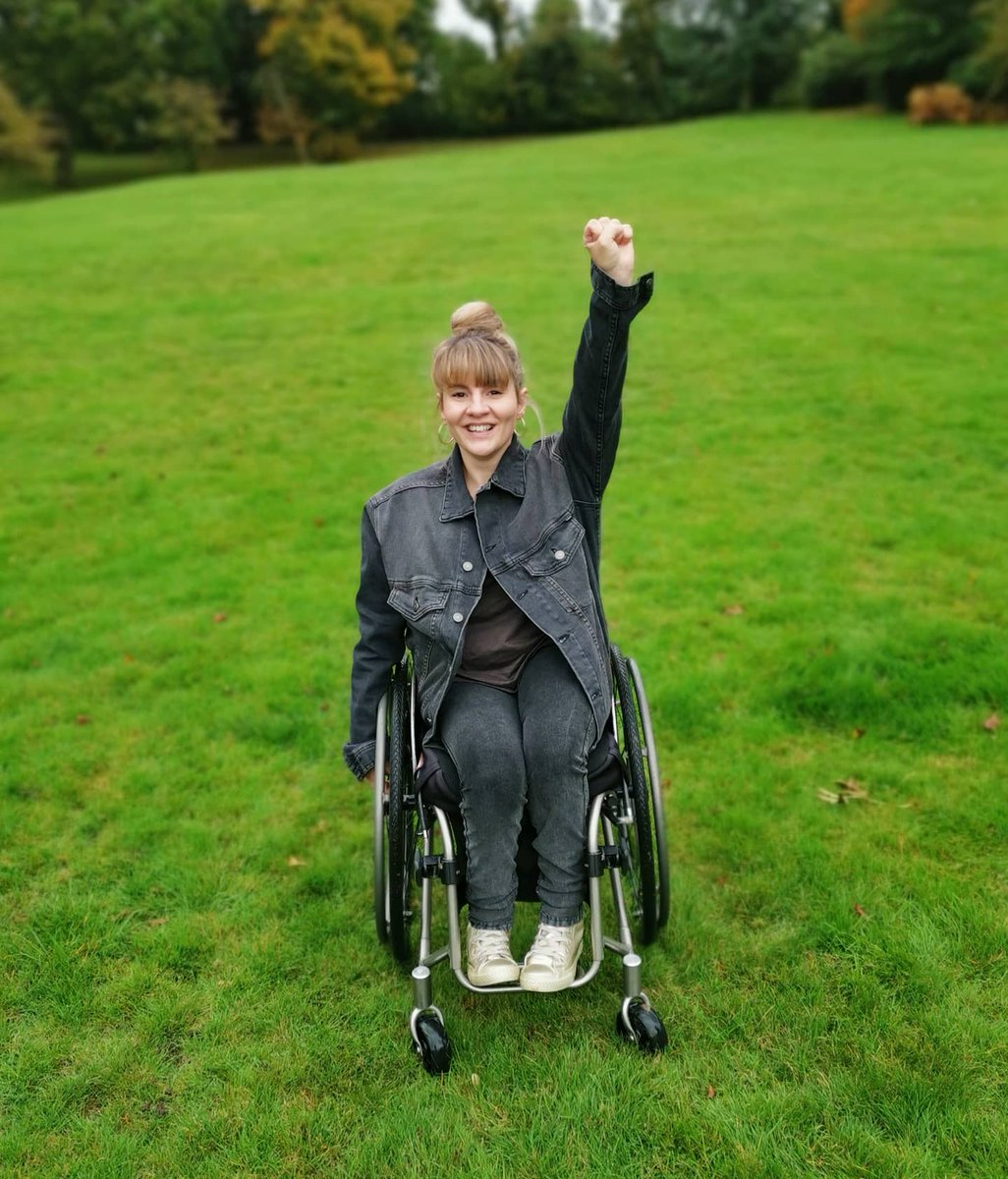 """To the doctors who said we'd have no quality of life, the ones who say they'd """"never cope"""" if it were them & to those who said that so much would be impossible for us, well HERE WE ARE. Spina Bifida Strong, today, tomorrow and always.✊🏼  #worldspinabifidaday  #spinabifida https://t.co/dTNCmC4wUd"""