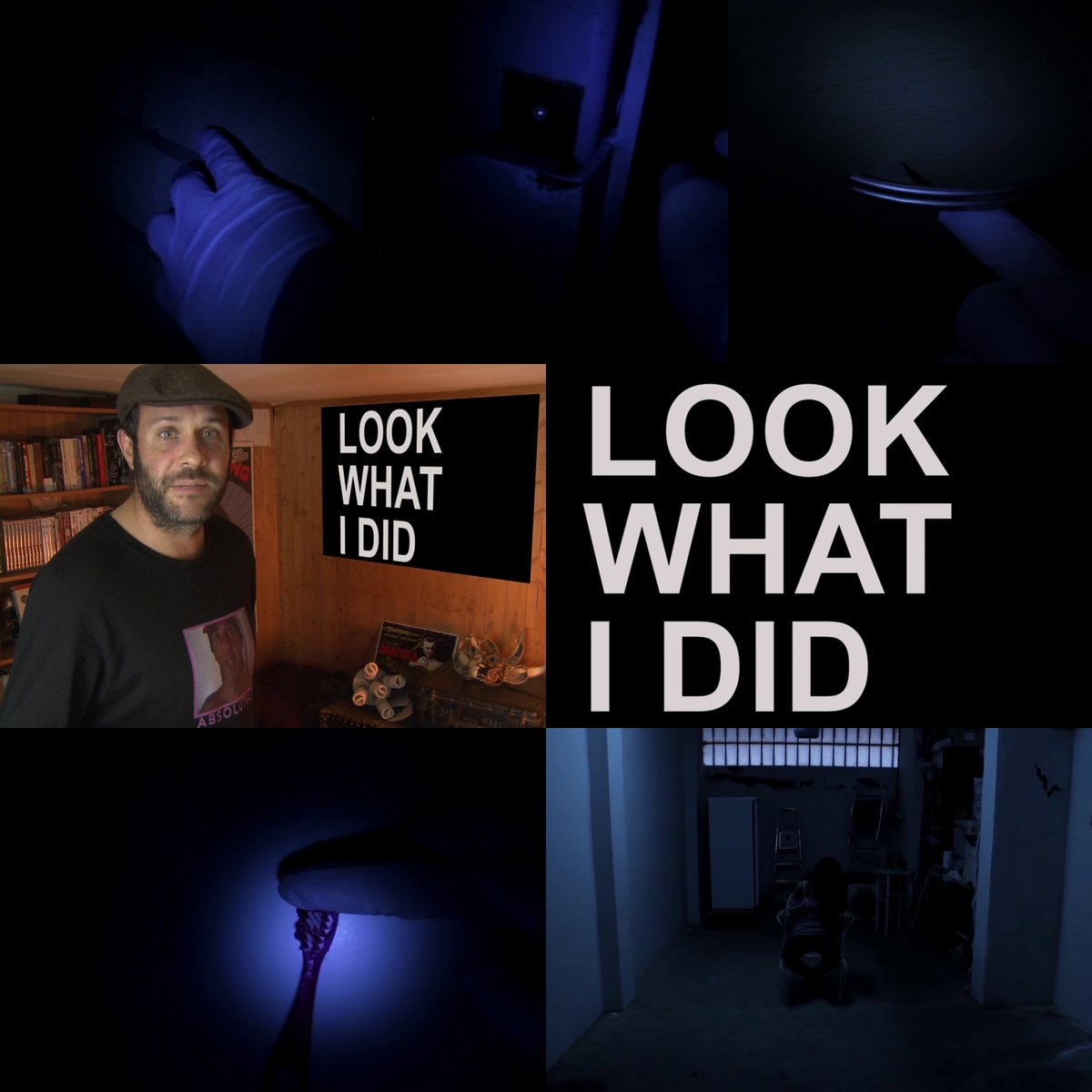Indie Short Reviews - Halloween Special - LOOK WHAT I DID (2016) -  Review in link: https://t.co/kVpvjBSVXZ  #indieshortreviews #bestindiefilmsonyoutube #thedonttellshow #indiefilmreviewchannels #supportindependentfilm #scariestshorthorrorfilmsonyoutube https://t.co/WkjmIjr7qi