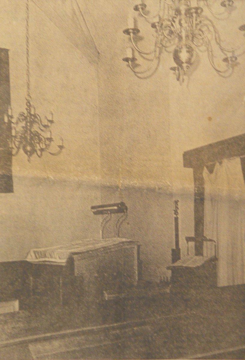 test Twitter Media - Mailtje naar de VS gestuurd, in een poging om een zoekgeraakte vooroorlogse foto van de Zaandamse synagoge te hervinden. Iemand anders nog oude foto's van deze sjoel (liefst ook van het toenmalige interieur)? https://t.co/KosLoxKRxC