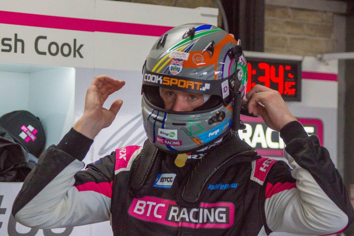 ‼️RACE DAY 🏁  📍Starting Race 1 from P12.   Live on ITV4 in 5 minutes.  #BTCC #WeAreBTC https://t.co/tLJvjO2zBv