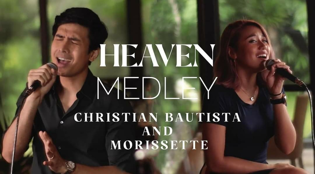 Heaven Medly | Christian Bautista X Morissette Watch full video here: youtu.be/2AB5AAXhUP0